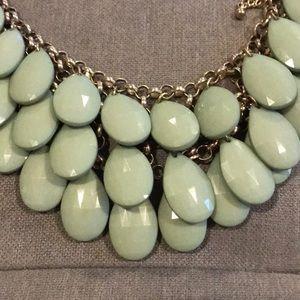 J. Crew Jewelry - Statement tiered bead necklace stunning
